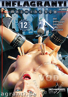 Machine Sex 12 Box Cover