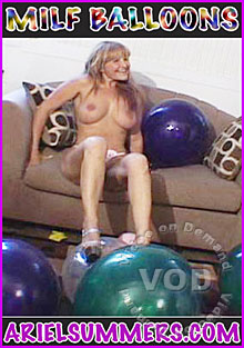 MILF Balloons Box Cover