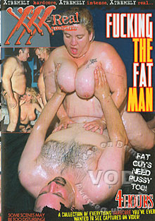 Fucking The Fat Man Box Cover