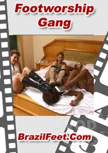 Footworship Gang Box Cover