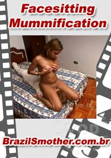 Facesitting Mummification Box Cover