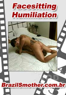 Facesitting Humiliation Box Cover