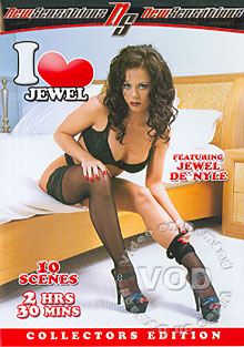 I Love Jewel Box Cover