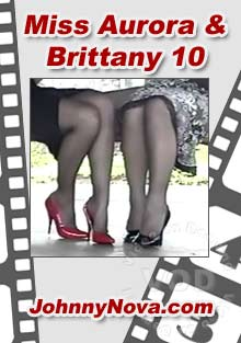Miss Aurora & Brittany 10 Box Cover