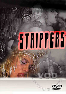 Strippers Box Cover