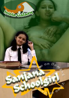 Sanjana Schoolgirl Box Cover
