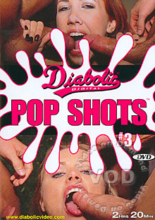 Pop Shots #3 Box Cover