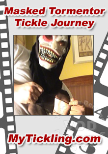 Masked Tormentor Tickle Journey Box Cover