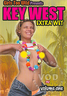 Key West Extra Wet Volume 1 Box Cover