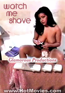 Watch Me Shave Box Cover
