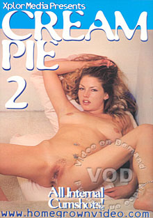 Cream Pie 2 Box Cover