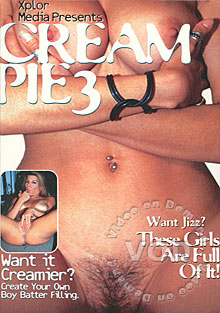 Cream Pie 3 Box Cover