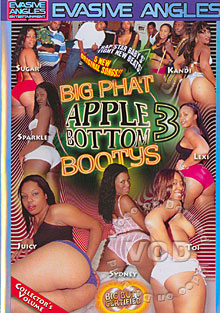 Big Phat Apple Bottom Bootys 3 Box Cover