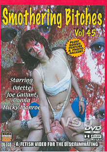 Smothering Bitches Vol 45 Box Cover