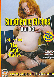 Smothering Bitches Vol 63 Box Cover