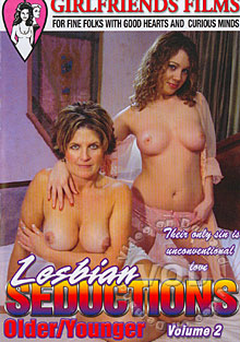 Lesbian Seductions Older/Younger Vol. 2