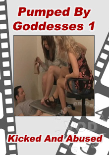 Pumped By Goddesses 1 Box Cover
