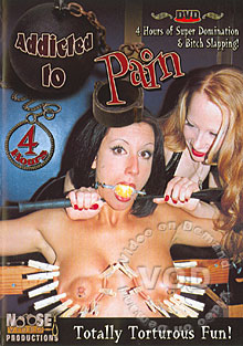 Addicted To Pain Box Cover