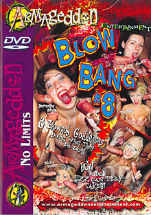 Blow Bang #8 Box Cover