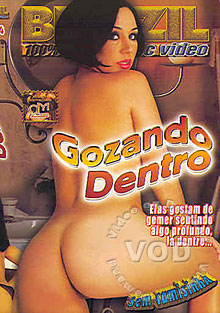 Gozando Dentro Box Cover