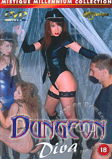 Dungeon Diva Box Cover