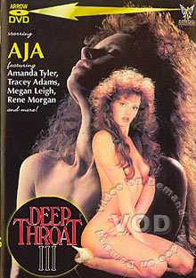 Deep Throat III Box Cover
