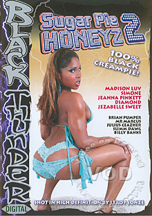 Sugar Pie Honeyz 2 Box Cover