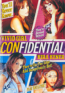 Vivid Girl Confidential -  Kira Kener Box Cover