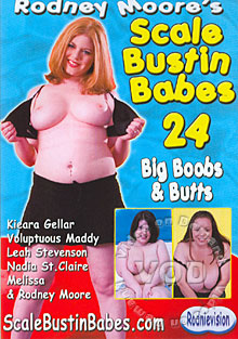 Scale Bustin Babes 24 Box Cover