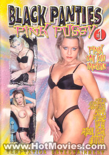 Black Panties Pink Pussy 1 Box Cover