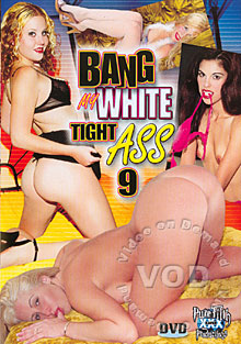 Bang My White Tight Ass 9 Box Cover