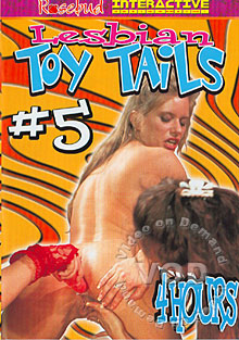 Lesbian Toy Tails #5 Box Cover