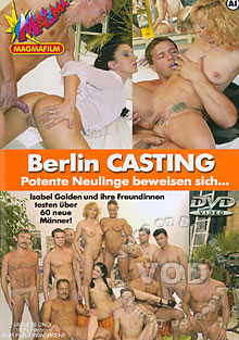 Berlin Casting Box Cover