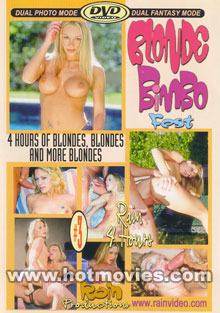 Blonde Bimbo Fest #3 Box Cover