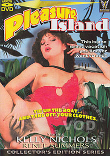 Pleasure Island Box Cover