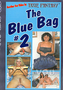 The Blue Bag #2 Box Cover