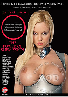 O - The Power Of Submission Box Cover