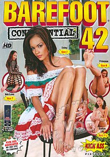 Barefoot Confidential 42 Box Cover
