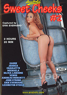Sweet Cheeks #2 Box Cover