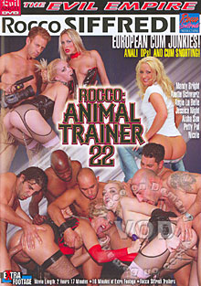 Rocco: Animal Trainer 22 Box Cover