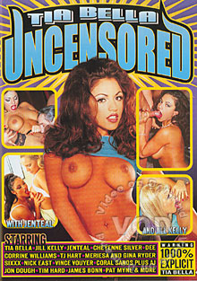 Tia Bella Uncensored Box Cover