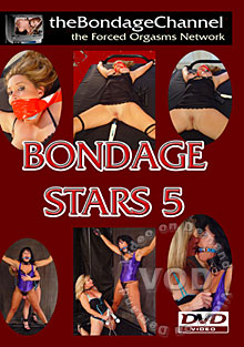 Bondage Stars 5 Box Cover