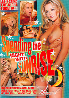 Spending The Night With Sunrise Box Cover