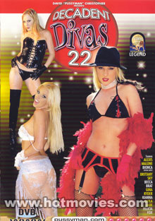 Decadent Divas 22 Box Cover - Login to see Back