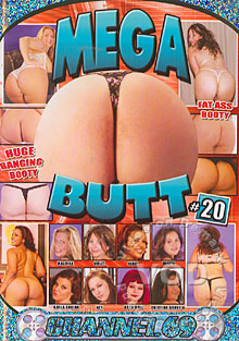 Mega Butt #20 Box Cover