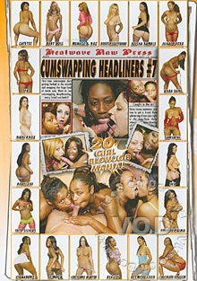Cumswapping Headliners #7 Box Cover
