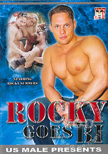 Rocky Goes Bi Box Cover