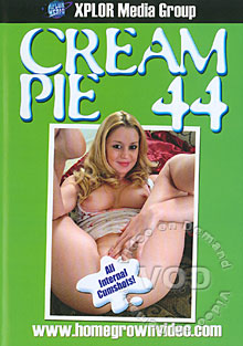 Cream Pie 44 Box Cover