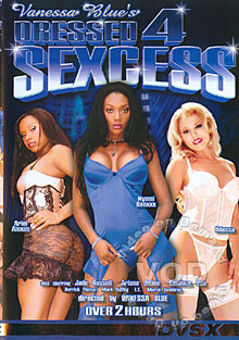 Dressed 4 Sexcess Box Cover