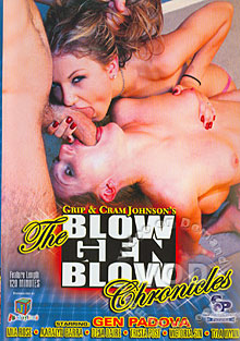 The Blow Gen Blow Chronicles Box Cover